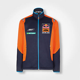 Official Teamline Softshell Jacket (KTM17001): Red Bull KTM Factory Racing official-teamline-softshell-jacket (image/jpeg)