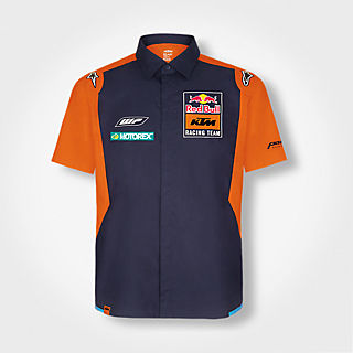 Official Teamline Hemd (KTM17003): Red Bull KTM Factory Racing official-teamline-hemd (image/jpeg)