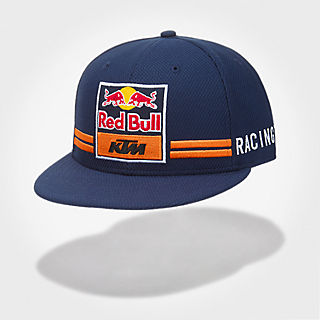 New Era 9Fifty Red Bull KTM Flatcap (KTM17006)  Red Bull KTM Factory Racing e074a0e16c9