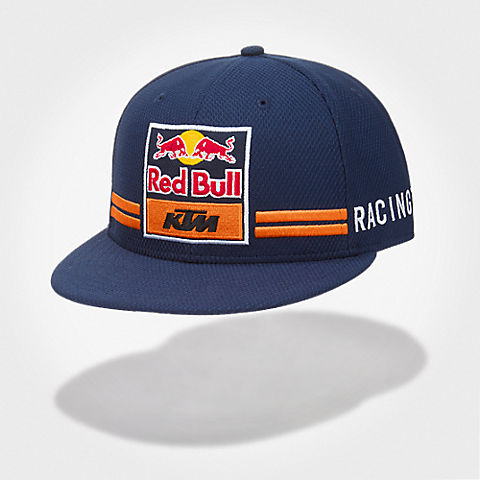 New Era 9Fifty Red Bull KTM Flatcap (KTM17006):  new-era-9fifty-red-bull-ktm-flatcap (image/jpeg)