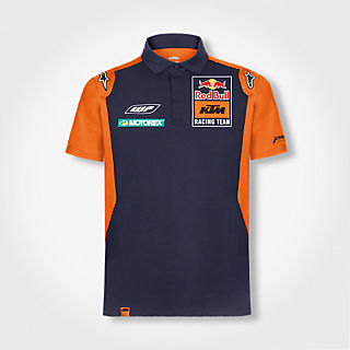 Red Bull KTM Official Teamline Polo (KTM18002): Red Bull KTM Factory Racing red-bull-ktm-official-teamline-polo (image/jpeg)