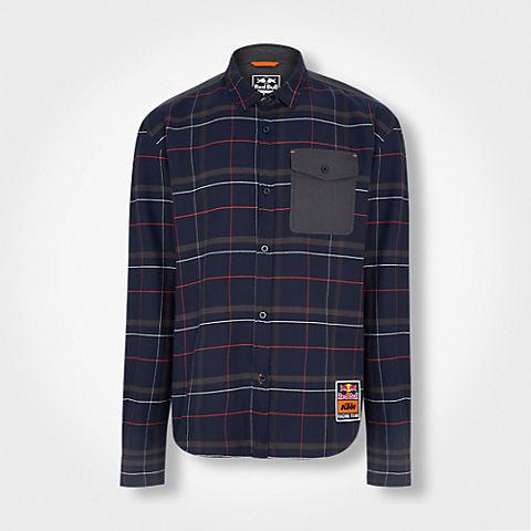 Red Bull KTM Check Shirt (KTM18015): Red Bull KTM Factory Racing red-bull-ktm-check-shirt (image/jpeg)