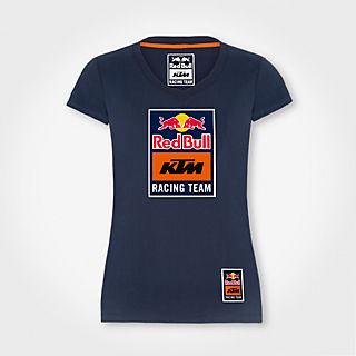 Red Bull KTM V-Neck T-Shirt (KTM18029): Red Bull KTM Factory Racing red-bull-ktm-v-neck-t-shirt (image/jpeg)