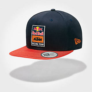 New Era 9FIFTY KTM Chrome Flatcap (KTM18034): Red Bull KTM Factory Racing new-era-9fifty-ktm-chrome-flatcap (image/jpeg)