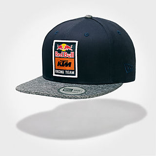 New Era 9FIFTY KTM Shadow Flatcap (KTM18036): Red Bull KTM Factory Racing new-era-9fifty-ktm-shadow-flatcap (image/jpeg)