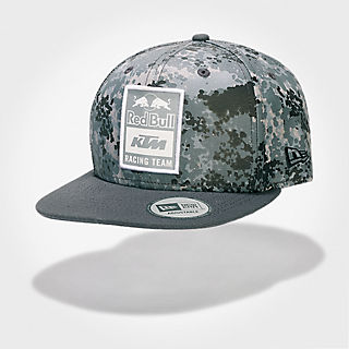New Era 9FIFTY KTM Camo Flatcap (KTM18038): Red Bull KTM Factory Racing new-era-9fifty-ktm-camo-flatcap (image/jpeg)