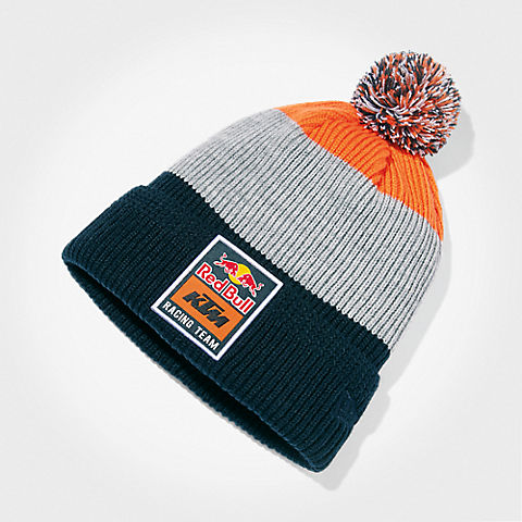 New Era KTM Pompom Beanie (KTM18045): Red Bull KTM Factory Racing new-era-ktm-pompom-beanie (image/jpeg)