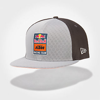 New Era 9Fifty Reflective Flat Cap (KTM19036)  Red Bull KTM Factory Racing  new 9779220b435
