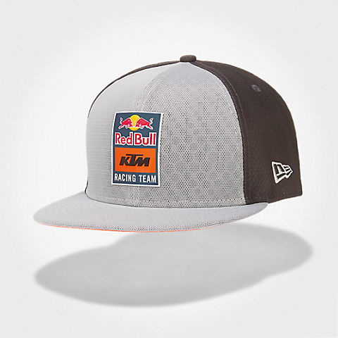 New Era 9Fifty Reflective Flat Cap (KTM19036): Red Bull KTM Factory Racing new-era-9fifty-reflective-flat-cap (image/jpeg)