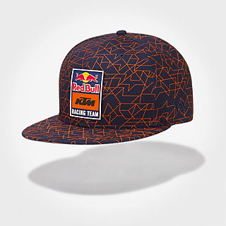 New Era 9Fifty Mosaic Cap (KTM19039): Red Bull KTM Factory Racing new-era-9fifty-mosaic-cap (image/jpeg)
