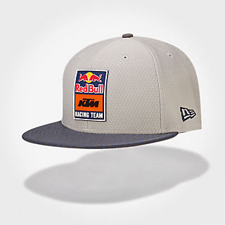 New Era 9Fifty Hex Era Flatcap (KTM19071): Red Bull KTM Factory Racing new-era-9fifty-hex-era-flatcap (image/jpeg)