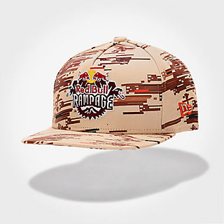 New Era 9FIFTY Rampage Camo Flatcap (RAM18010): Red Bull Rampage new-era-9fifty-rampage-camo-flatcap (image/jpeg)