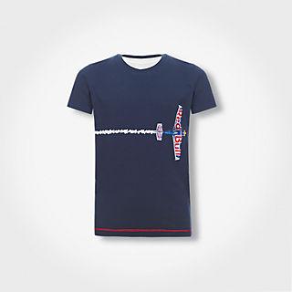 Contrail T-Shirt (RAR16025): Red Bull Air Race contrail-t-shirt (image/jpeg)