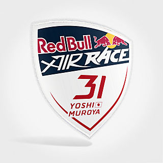 Yoshi Muroya Piloten Patch (RAR18066): Red Bull Air Race yoshi-muroya-piloten-patch (image/jpeg)