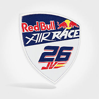 Juan Velarde Pilot Patch (RAR18067): Red Bull Air Race juan-velarde-pilot-patch (image/jpeg)