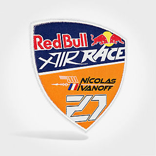 Nicolas Ivanoff Pilot Patch (RAR18072): Red Bull Air Race nicolas-ivanoff-pilot-patch (image/jpeg)