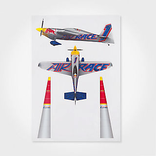 RAR Sticker Set (RAR19037): Red Bull Air Race rar-sticker-set (image/jpeg)