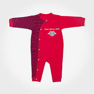 Little Hero Baby Romper (RBL16015): RB Leipzig little-hero-baby-romper (image/jpeg)