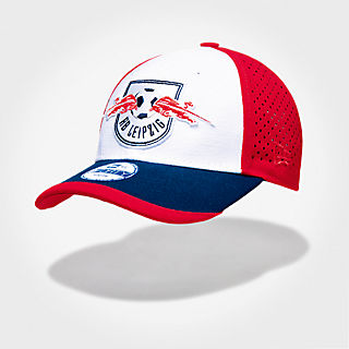 New Era 9Forty Perforated Cap (RBL16022): RB Leipzig new-era-9forty-perforated-cap (image/jpeg)