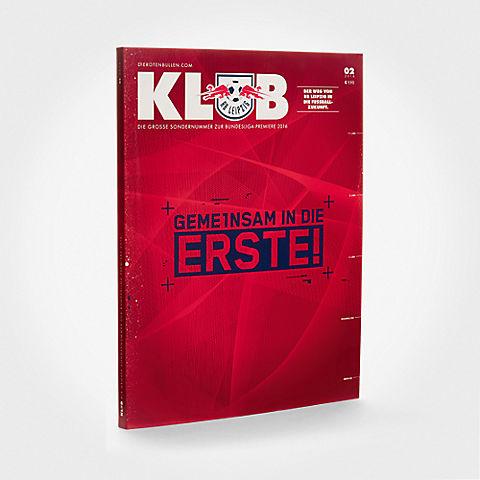 RBL KLUB Magazine (RBL16110): RB Leipzig rbl-klub-magazine (image/jpeg)