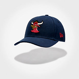 New Era 9Forty Bulli Cap (RBL17098): RB Leipzig new-era-9forty-bulli-cap (image/jpeg)