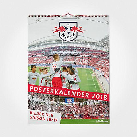 RBL Poster Kalender 2018 (RBL17195): RB Leipzig rbl-poster-kalender-2018 (image/jpeg)