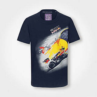 Bull T-Shirt (RBR15007): Infiniti Red Bull Racing bull-t-shirt (image/jpeg)