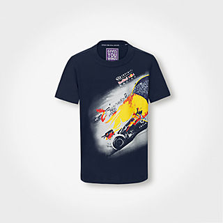 Bull T-Shirt (RBR15016): Infiniti Red Bull Racing bull-t-shirt (image/jpeg)