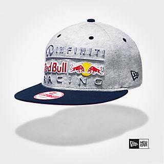 New Era 9FIFTY Marl Snapback Cap (RBR15020): Infiniti Red Bull Racing new-era-9fifty-marl-snapback-cap (image/jpeg)