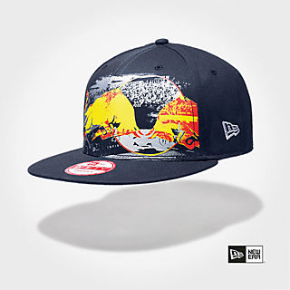 New Era 9FIFTY Bull Snapback Cap (RBR15021): Red Bull Racing new-era-9fifty-bull-snapback-cap (image/jpeg)