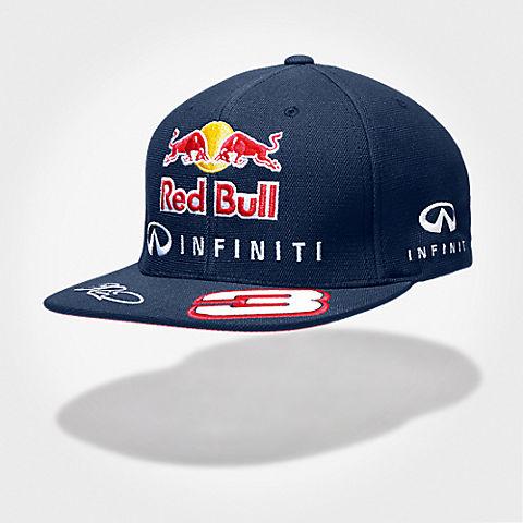 Daniel Ricciardo Driver Flatcap (RBR15026): Infiniti Red Bull Racing daniel-ricciardo-driver-flatcap (image/jpeg)