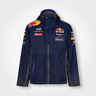 Official Teamline Rainjacket (RBR15032): Red Bull Racing official-teamline-rainjacket (image/jpeg)