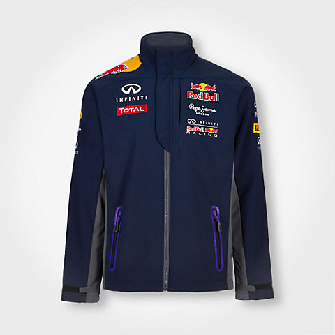 Official Teamline Softshell Jacket (RBR15033): Red Bull Racing official-teamline-softshell-jacket (image/jpeg)