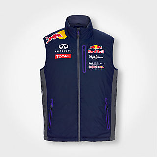 Official Teamline Gilet (RBR15034): Red Bull Racing official-teamline-gilet (image/jpeg)