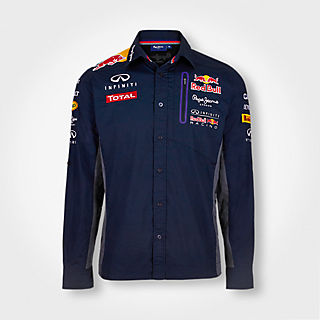 Official Teamline Team Shirt (RBR15035): Red Bull Racing official-teamline-team-shirt (image/jpeg)