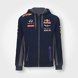 Official Teamline Zip Hoody (RBR15036): Infiniti Red Bull Racing official-teamline-zip-hoody (image/jpeg)