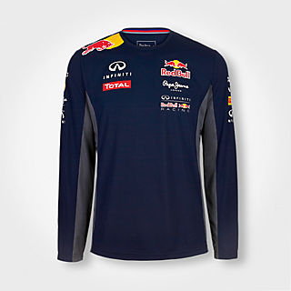 Offical Teamline Functional Longsleeve Shirt (RBR15037): Infiniti Red Bull Racing offical-teamline-functional-longsleeve-shirt (image/jpeg)