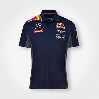 Official Teamline Functional T-Shirt (RBR15038): Infiniti Red Bull Racing official-teamline-functional-t-shirt (image/jpeg)
