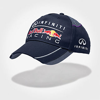 Official Teamline Cap (RBR15041): Infiniti Red Bull Racing official-teamline-cap (image/jpeg)