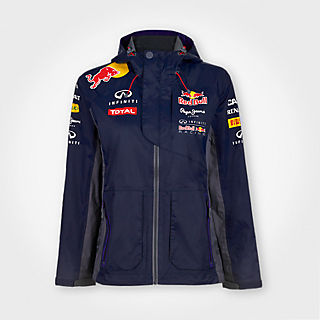 Official Teamline Rainjacket (RBR15042): Red Bull Racing official-teamline-rainjacket (image/jpeg)
