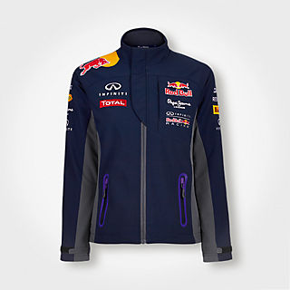 Official Teamline Softshell Jacket (RBR15043): Red Bull Racing official-teamline-softshell-jacket (image/jpeg)
