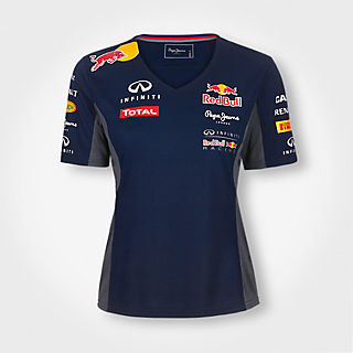 Official Teamline Functional T-Shirt (RBR15046): Infiniti Red Bull Racing official-teamline-functional-t-shirt (image/jpeg)