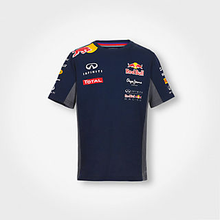 Official Teamline T-Shirt (RBR15047): Infiniti Red Bull Racing official-teamline-t-shirt (image/jpeg)