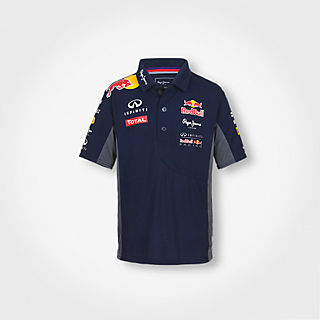 Official Teamline Functional T-Shirt (RBR15048): Infiniti Red Bull Racing official-teamline-functional-t-shirt (image/jpeg)