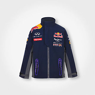 Official Teamline Softshell Jacket (RBR15049): Infiniti Red Bull Racing official-teamline-softshell-jacket (image/jpeg)