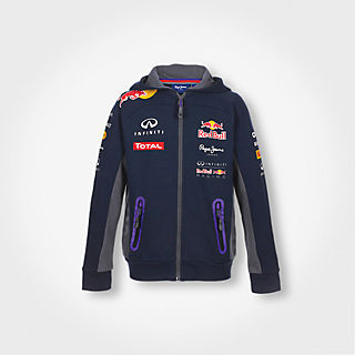 Official Teamline Zip Hoody (RBR15050): Red Bull Racing official-teamline-zip-hoody (image/jpeg)