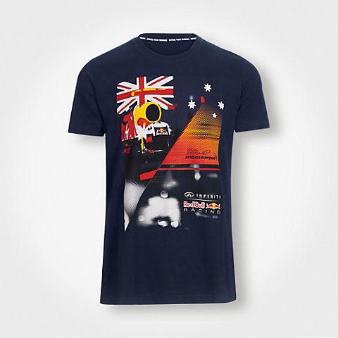 Daniel Ricciardo Driver T-Shirt (RBR15063): Infiniti Red Bull Racing daniel-ricciardo-driver-t-shirt (image/jpeg)