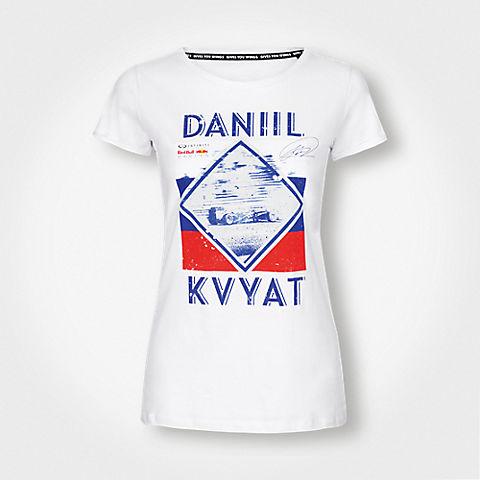 Daniil Kvyat Driver T-Shirt (RBR15064): Infiniti Red Bull Racing daniil-kvyat-driver-t-shirt (image/jpeg)