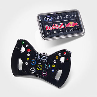 Pin Set (RBR15096): Infiniti Red Bull Racing pin-set (image/jpeg)