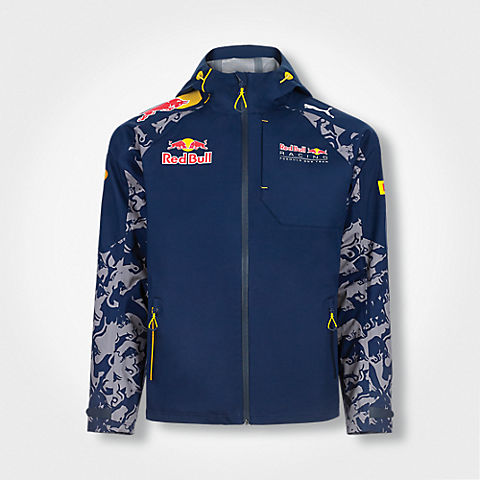 Official Teamline Rainjacket (RBR16002): Red Bull Racing official-teamline-rainjacket (image/jpeg)